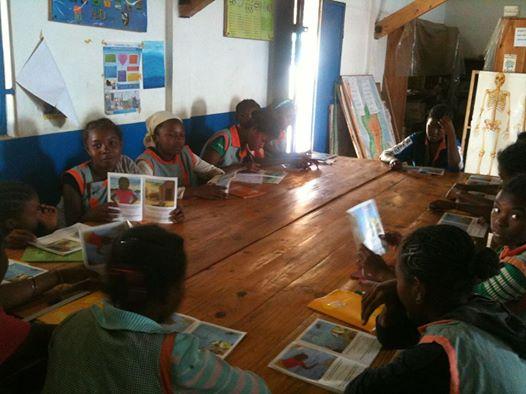 Sensibilización ambiental en la Escuela de Las Salinas