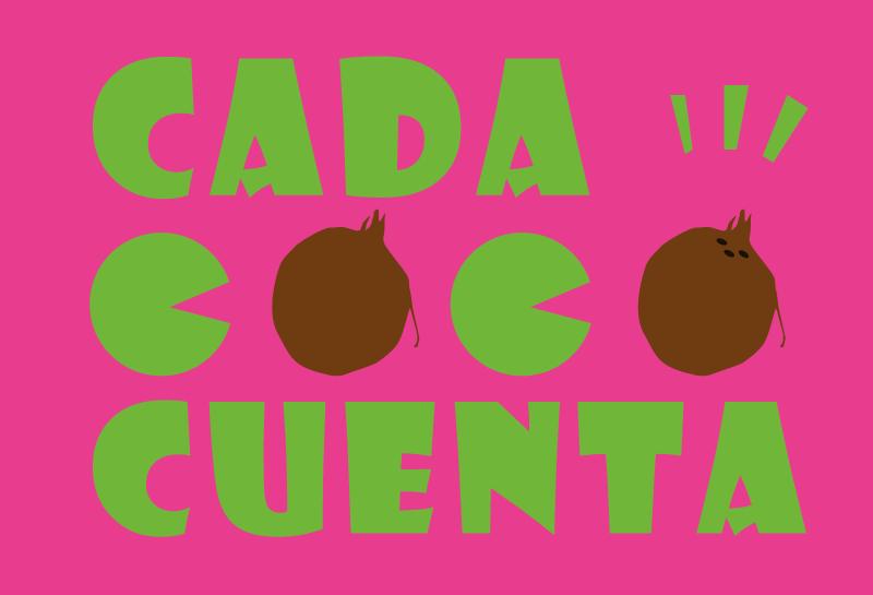 Informe de campaña «Cada coco cuenta»