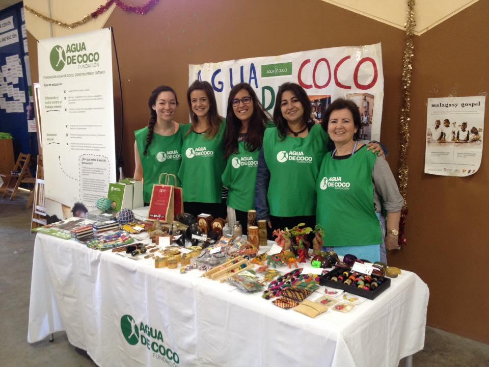 Mesa de experiencias escuela de voluntariado madrid agua de coco - Voluntariado madrid comedores sociales ...