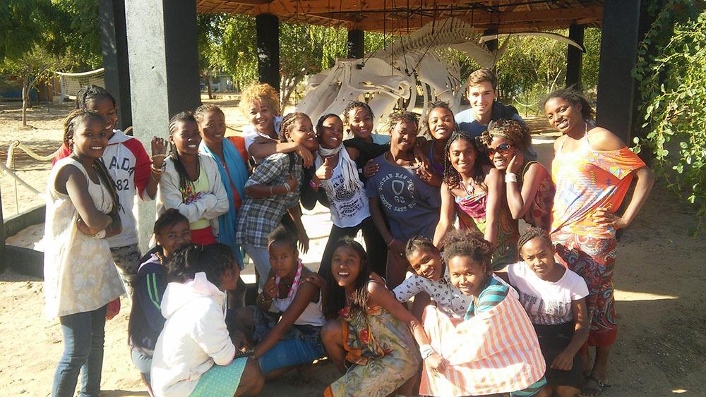 La Bloco Malagasy à la rencontre de la baleine