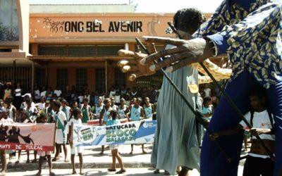 La Bloco Malagasy, tambours du grand Alahady Music Festival