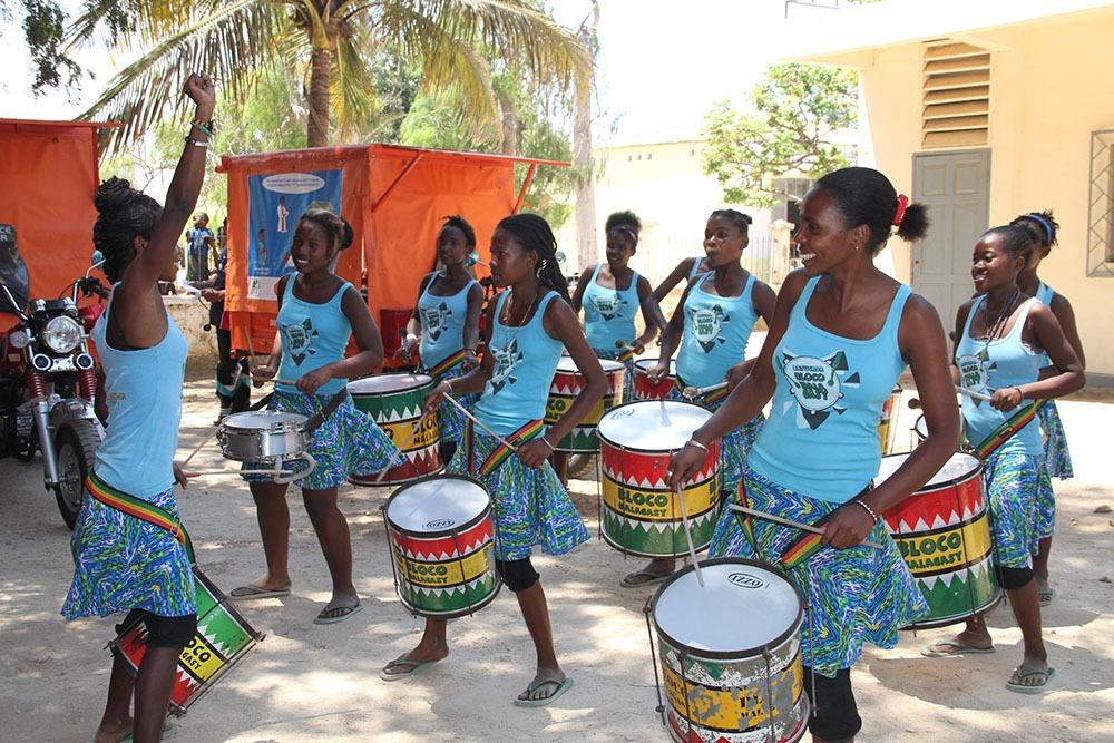 La Bloco Malagasy présente pour lutter contre la mortalité maternelle