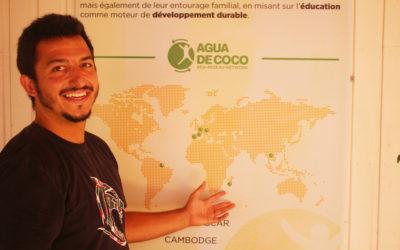 ¡Damos la bienvenida a nuestro nuevo responsable Namana en Madagascar!