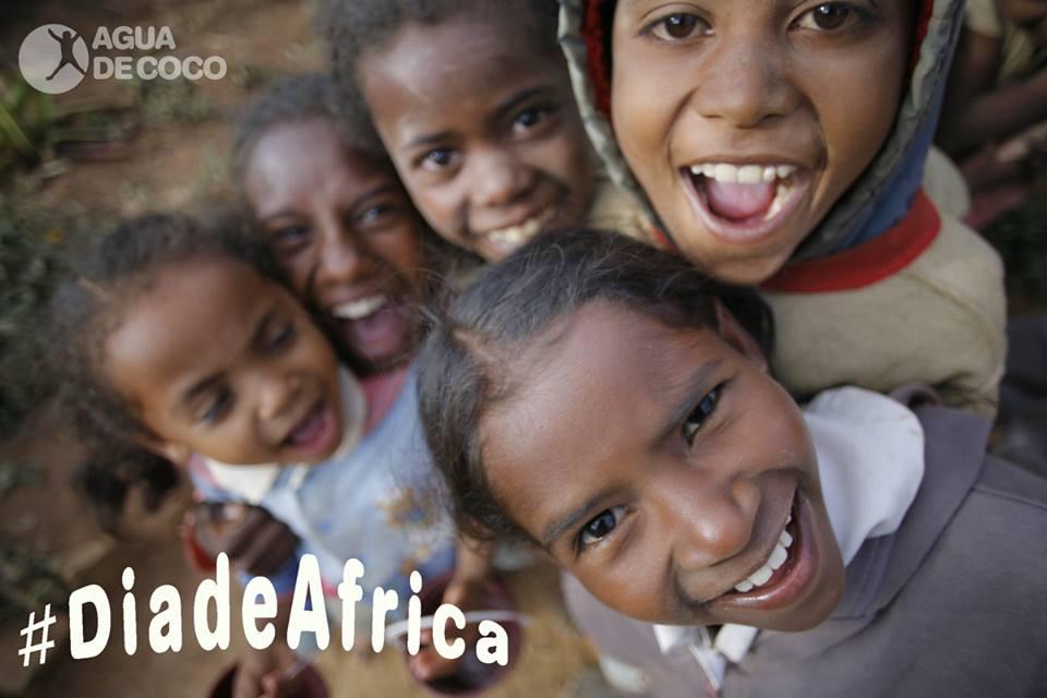 Namana y Agua de Coco celebran  el Día de África