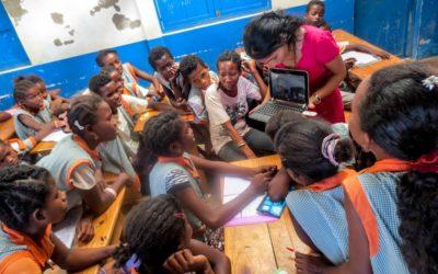 Técnica/o de Educación para el Desarrollo