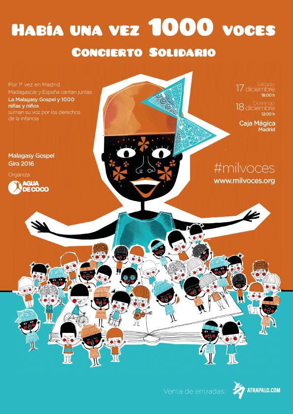 Calendario Atrapalo.Concierto Malagasy Gospel En Madrid Agua De Coco