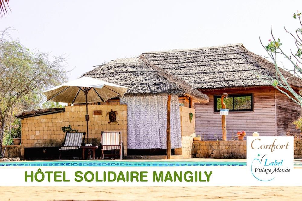 El Hotel Solidaire Mangily recibe el distintivo «Comfort» en el año internacional del turismo sostenible para el desarrollo
