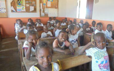 Empieza el nuevo curso en Madagascar