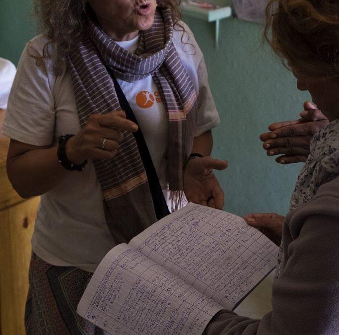 Marisa Sevillano: «La peste se podría prevenir acabando con la pobreza extrema»
