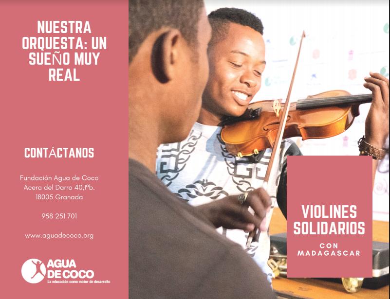 El viaje de los violines