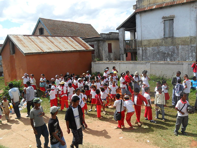 ¿Cómo han pasado la Navidad en Madagascar, Camboya y Paraguay?