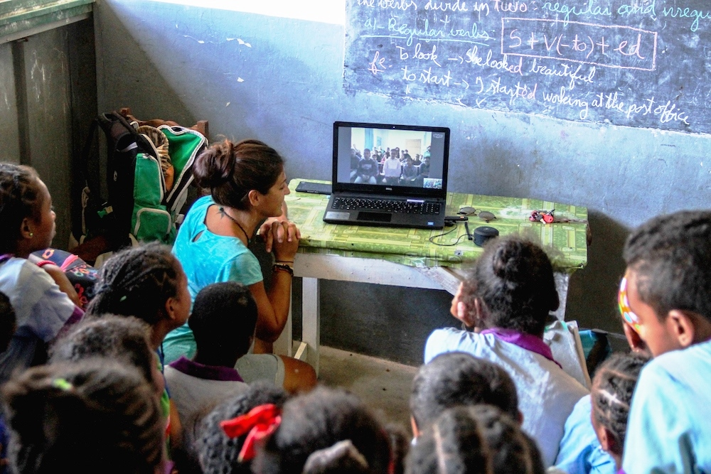 Técnica/o audiovisual para Madagascar
