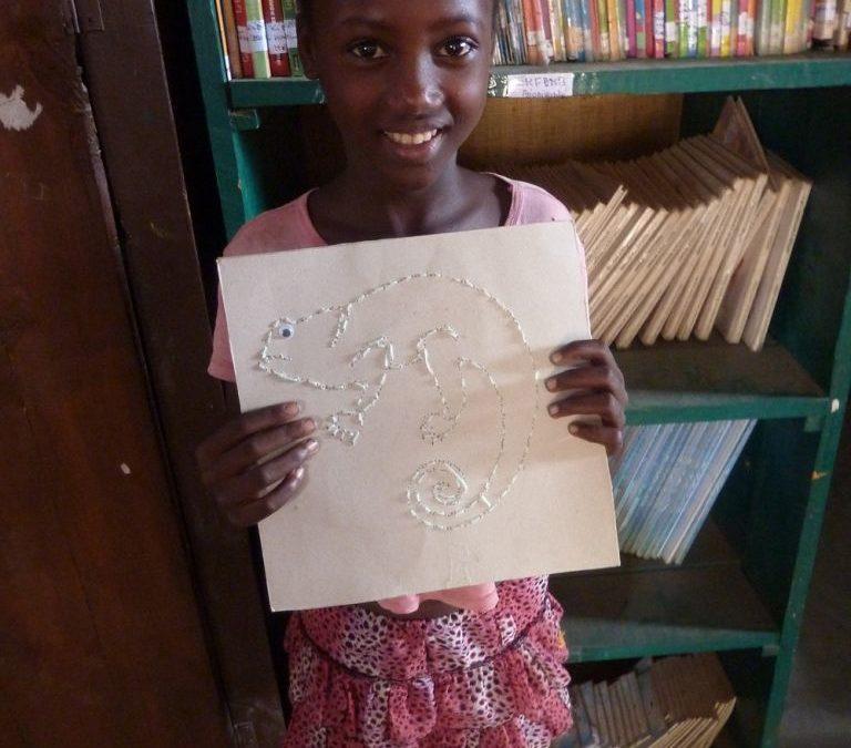 Actividades educativas en Madagascar