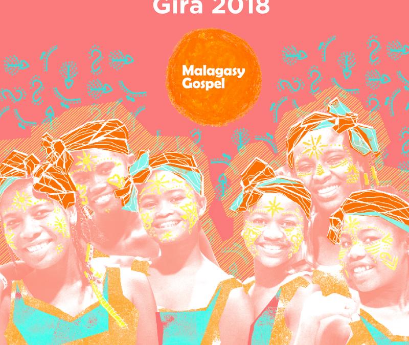 Estrella Morente amadrinará la gira de la coral de Madagascar Malagasy Gospel