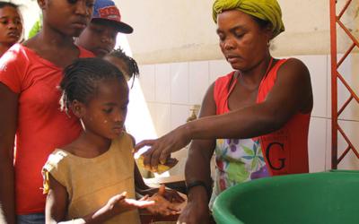 Coordinador/a de seguimiento y evaluación de proyectos en Madagascar