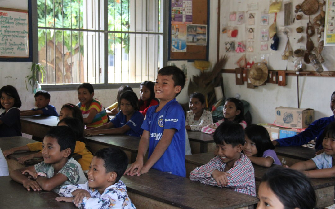 Refuerzo del sistema educativo