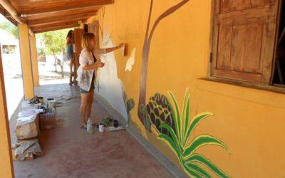 25 años, 25 historias: Nina, de voluntaria en Madagascar a responsable de Agua de Coco Suiza