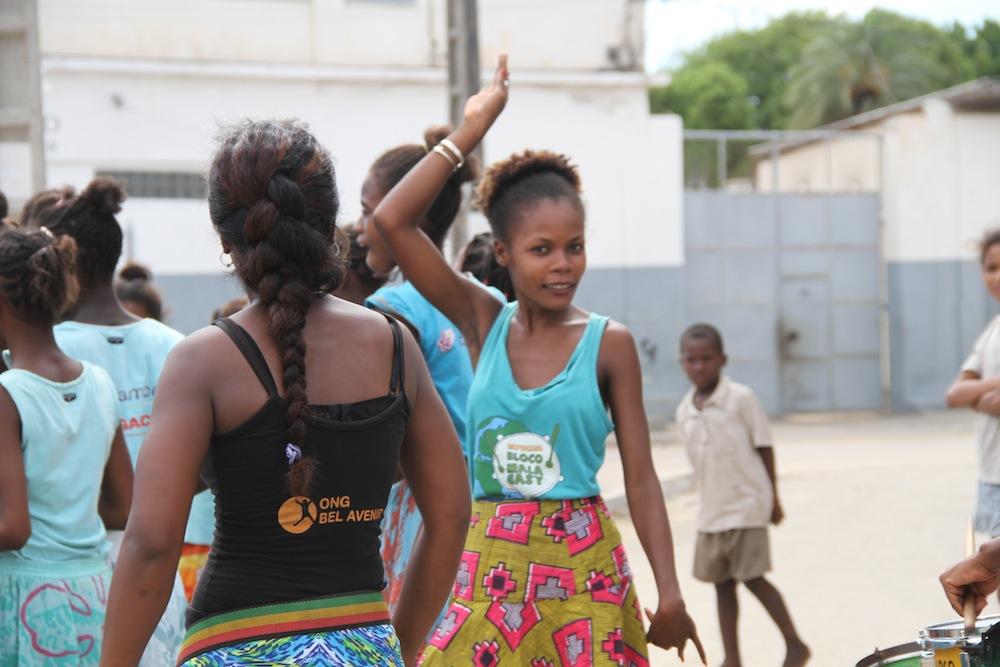 25 años, 25 historias: Stephanie y la Bloco Malagasy: una historia de amor rítmica