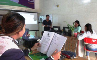 ¡En Camboya, nunca se termina de aprender!