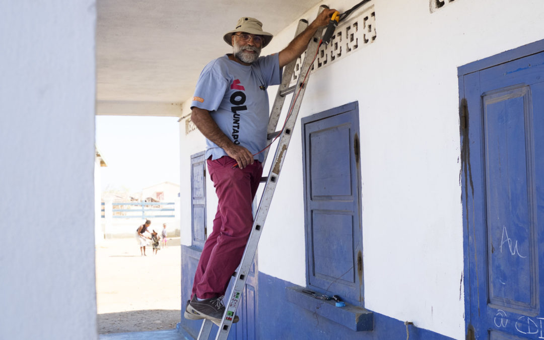 Voluntariado larga estancia en Madagascar, Logista