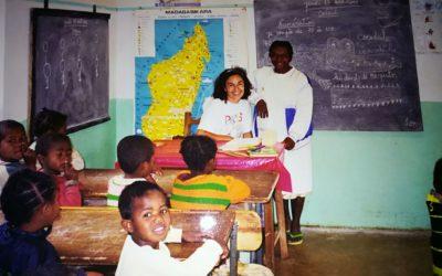 """25 años, 25 historias: el relato de Amelia, socia y voluntaria """"desde siempre"""""""