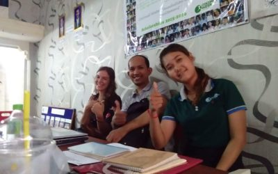 25 años, 25 historias: Marta López, coordinadora de educación para el desarrollo en Granada