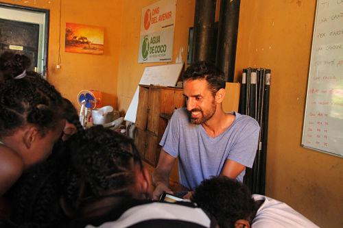 Voluntariado larga estancia en Madagascar, responsable educativo