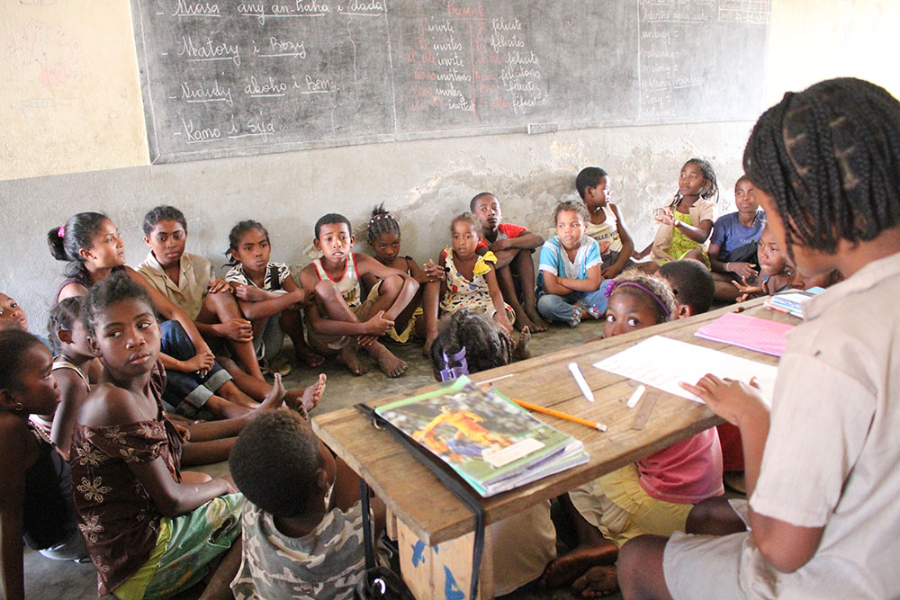 Informe de la campaña «Escolarizando, que es futuro»