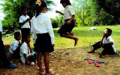 Responsable de campos internacionales y seguimiento escolar, Camboya