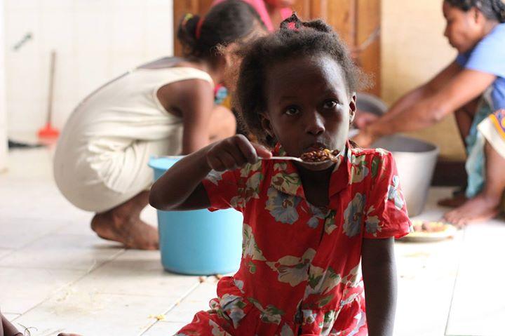 Refuerzo de la nutrición en Madagascar