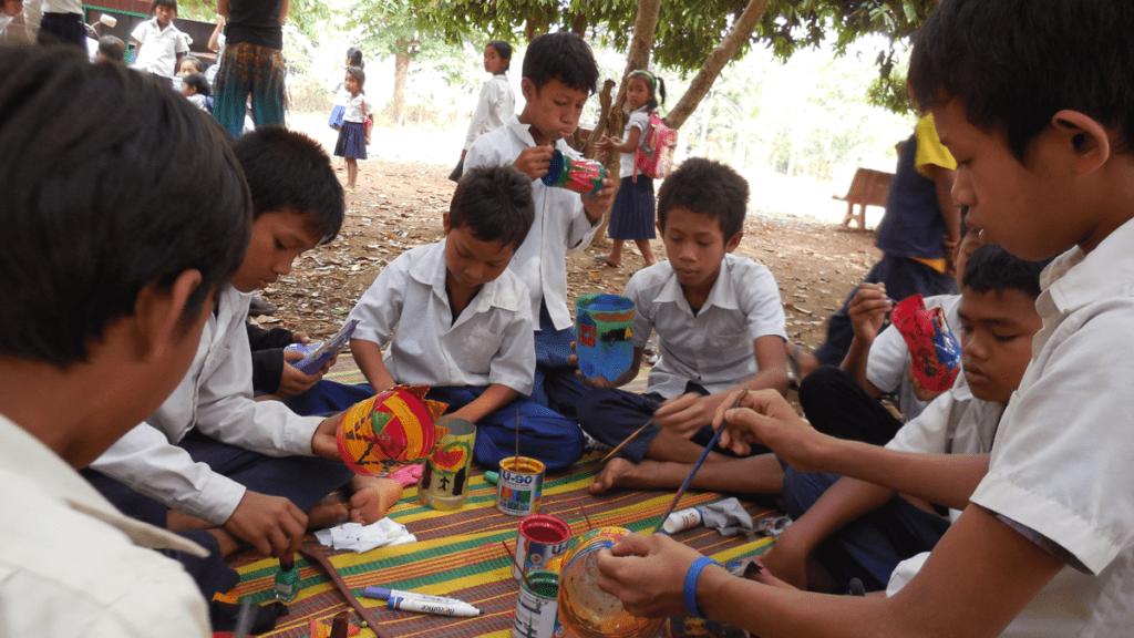 Ofertas de voluntariado internacional en Camboya