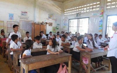 Taller sobre equidad de género en Camboya
