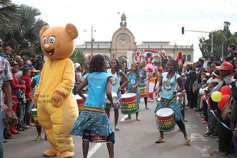 La Bloco Malagasy au grand carnaval de Madagascar