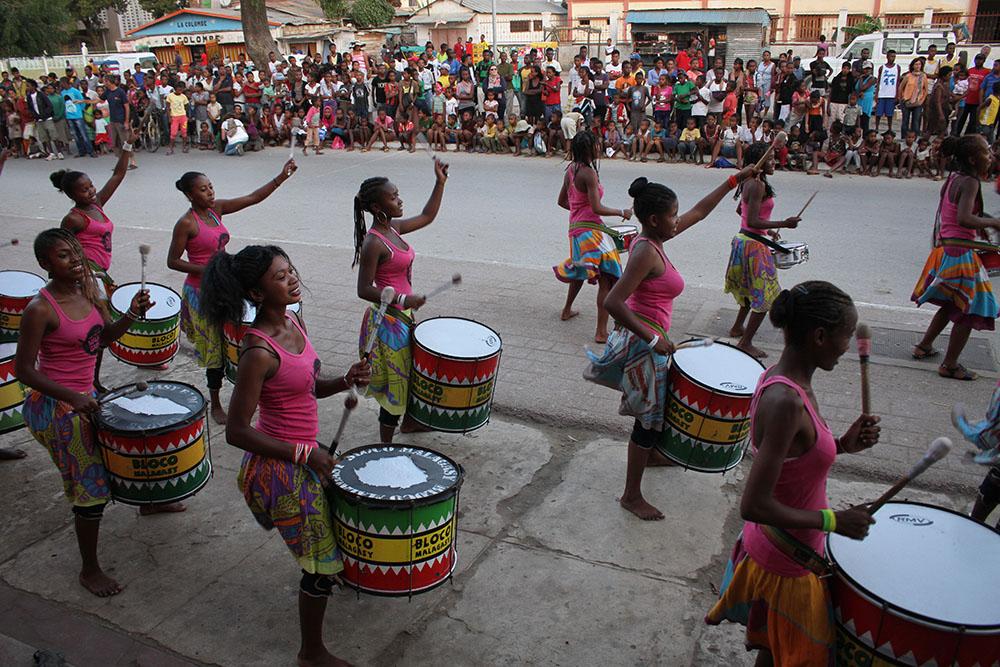 Lanzamiento de la gira de turismo responsable de la Bloco Malagasy en Madagascar