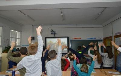Entrevista Namana: CEIP El Zargal (Cenes de la Vega) – Candela, 9 años