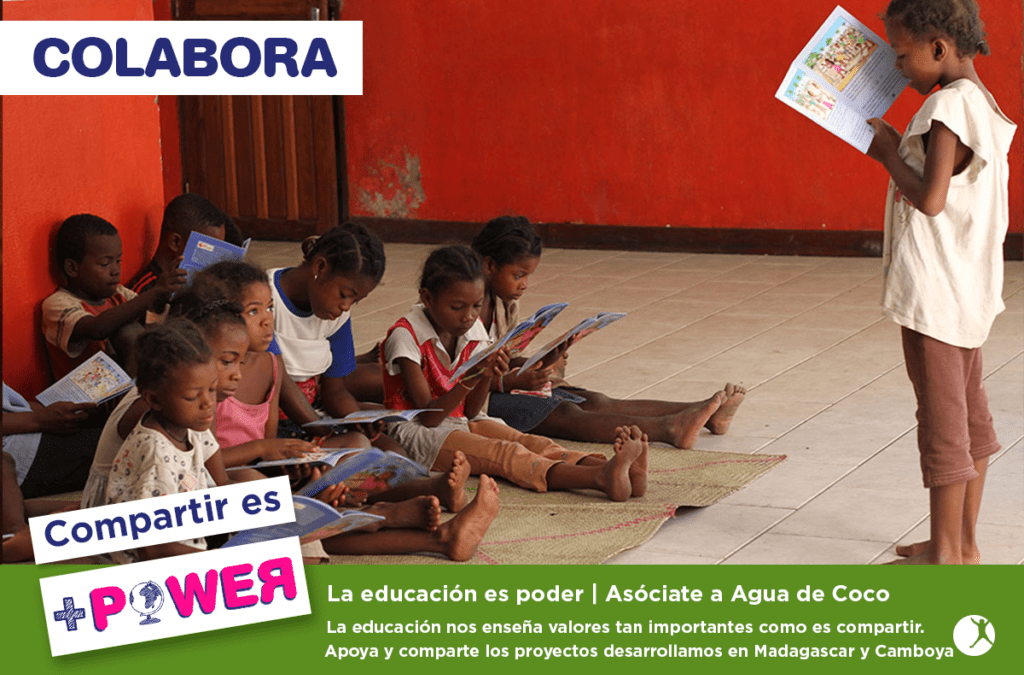 Revista AdC – Vuelta al cole: Movilízate con nosotros