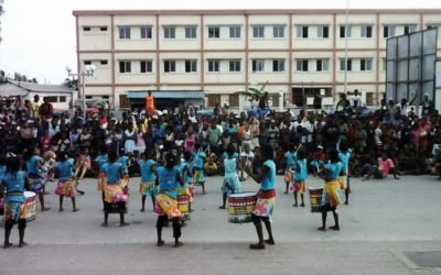 Une nouvelle chorégraphie pour la Bloco Malagasy