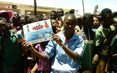 Animation et sensibilisation au sud de Tuléar