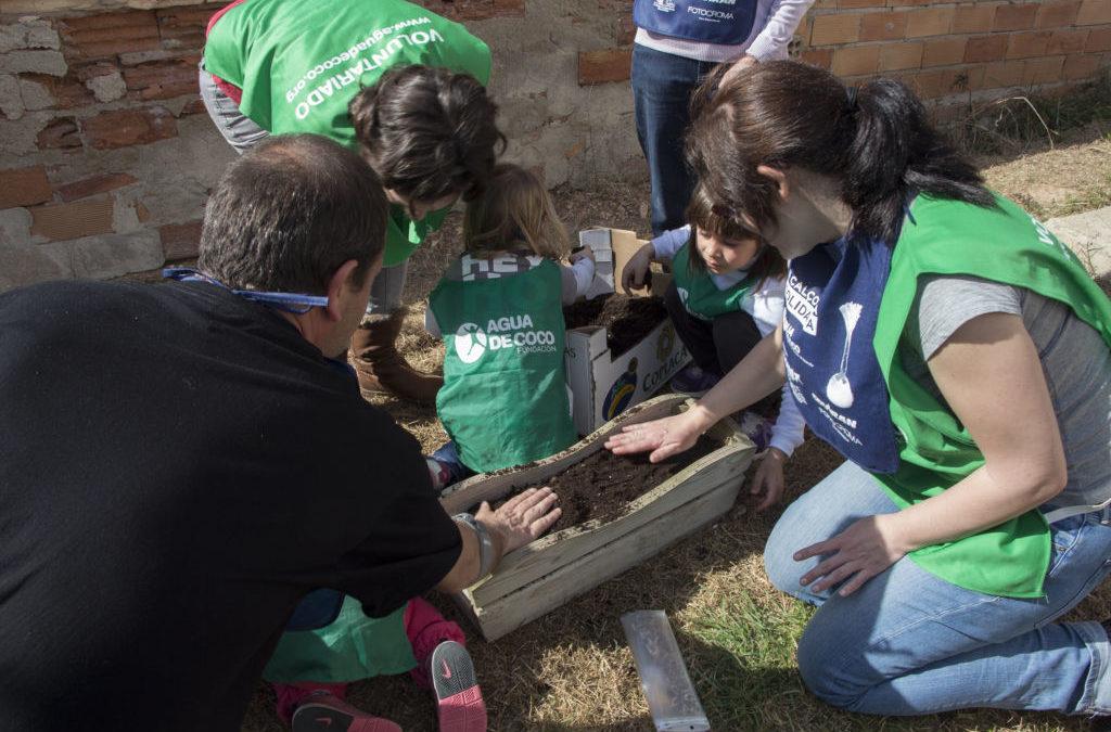 Buscamos voluntariado en Valencia