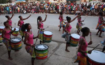3ème tournée de la Bloco Malagasy au Cambodge et en Thaïlande