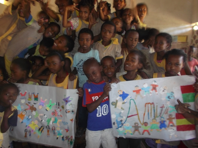 Namana en Madagascar: Un proyecto de amistad
