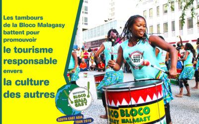La Bloco Malagasy milite pour un tourisme responsable envers l'environnement, des pratiques locales adaptées et la fin de la dégradation des milieux naturels.