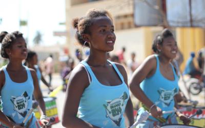 Revista AdC: febrero a ritmo de batucada de la Bloco Malagasy