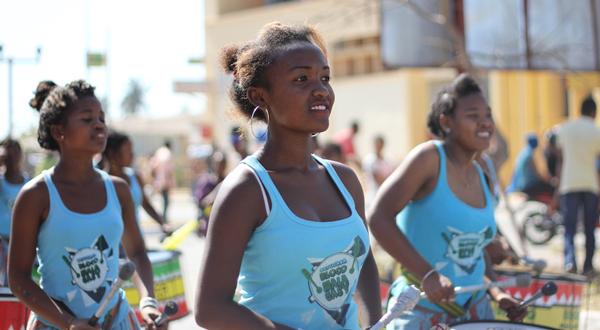 Entrevista a Tezasoa – Integrante de la Bloco Malagasy