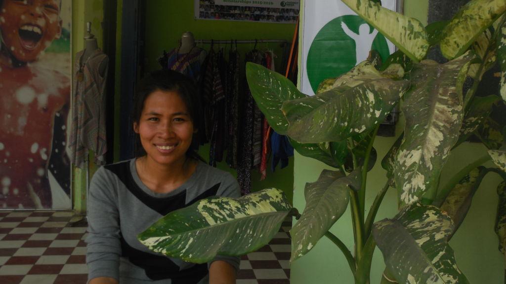 «Los huertos escolares son una herramienta para enseñar la importancia de la naturaleza y cómo debemos protegerla.»