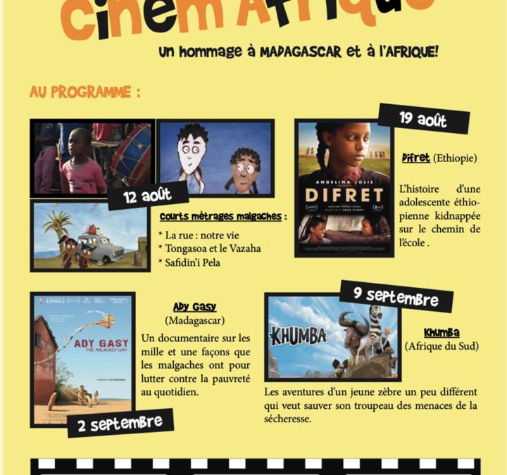 """""""Tongasoa et le Vazaha""""¡en el Festival de Cines de África!"""