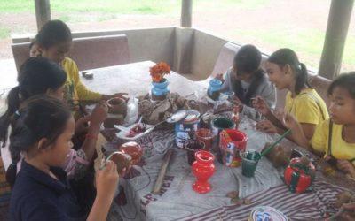 Clases de pintura y dibujo para desarrollar la creatividad