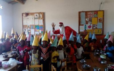 Visita especial en las aulas Namana de Madagascar