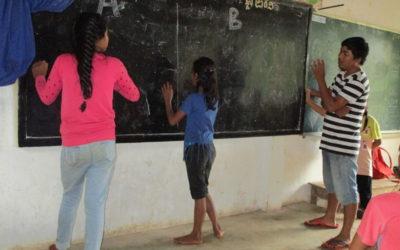 Nuevo alumnado para las clases de inglés