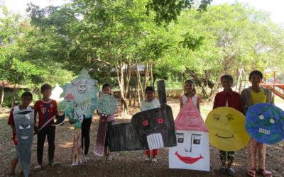 Celebramos el Día de la Tierra en Camboya